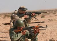 Klik op Afbeelding voor grotere versie  Naam:      Marokkaans leger in actie.jpg Bekeken:   2689 Grootte:   6,8 KB ID:        16020