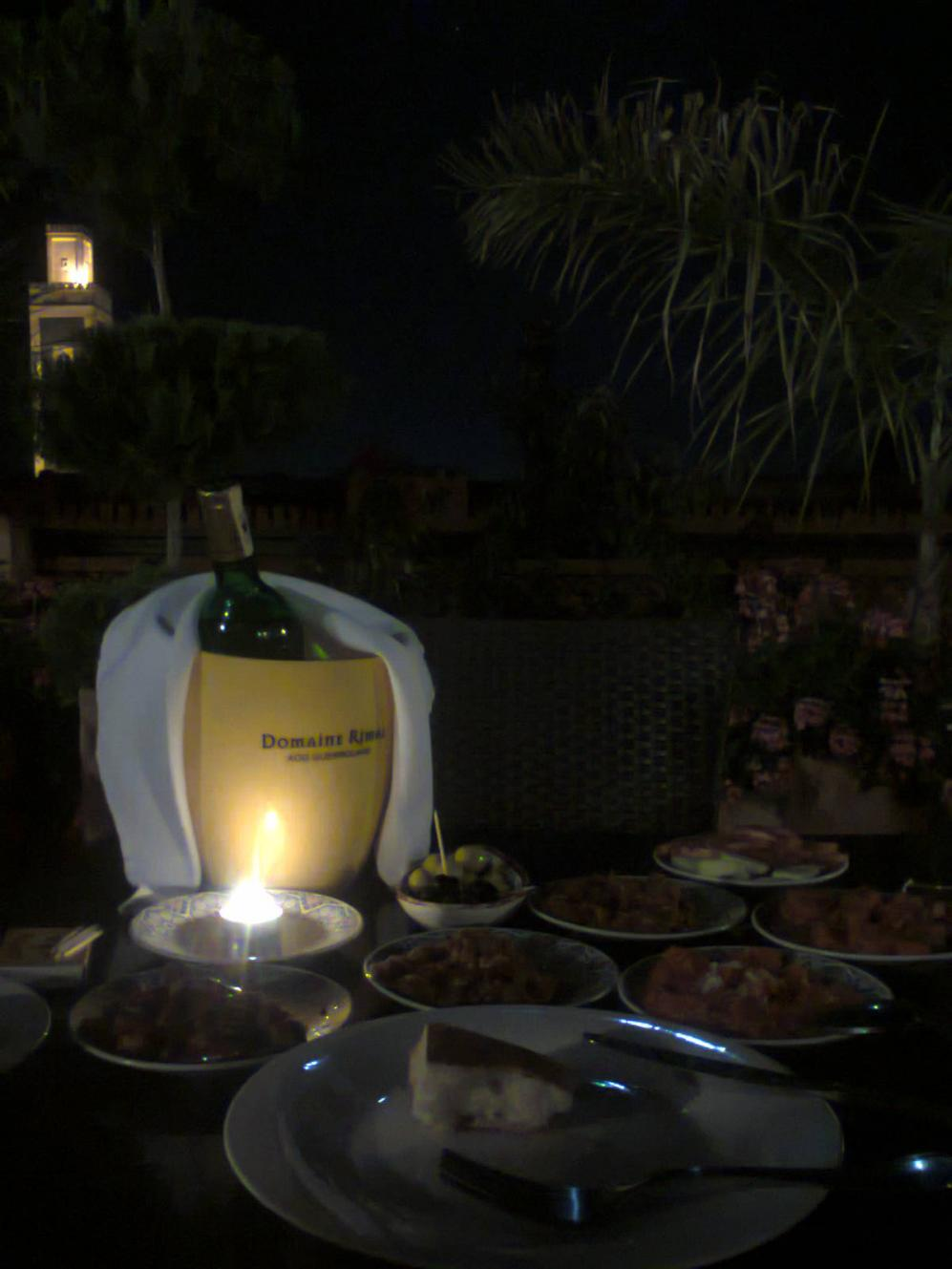 Romantic dinner <3